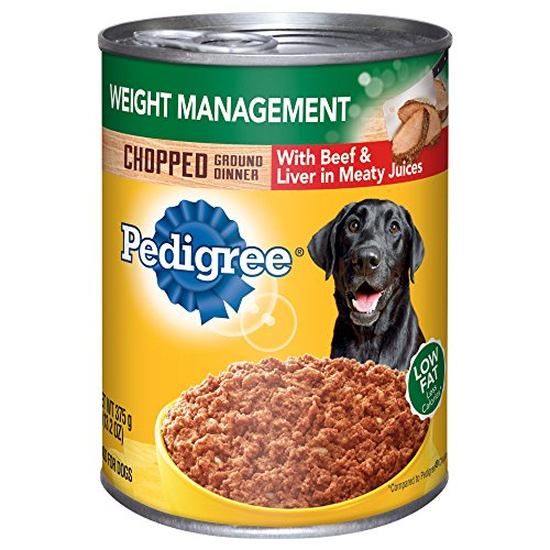 Pedigree Can Dog Food Calories