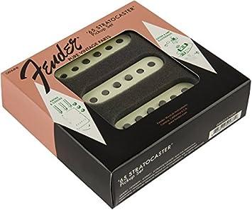 amazon com fender pure vintage 65 strat pickups musical instruments fender pure vintage 65 strat pickups