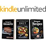 The Ketogenic Diet: 3 in 1 Box Set -The Beginners Low Carb Fat Burning Cookbook© (Includes 150+ Approved Ketogenic Low Carb Recipes for Rapid Weight Loss)