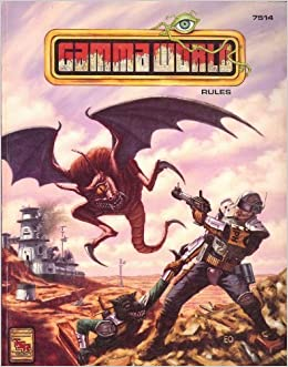 Gamma world rules bruce nesmith james m ward 9781560764014 gamma world rules bruce nesmith james m ward 9781560764014 amazon books gumiabroncs Gallery