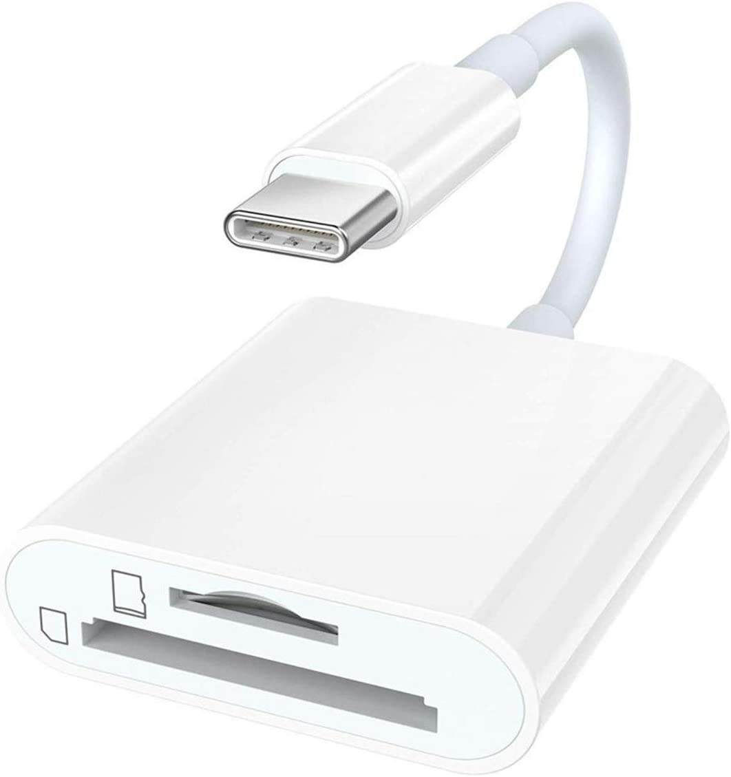 Note10 Memory Card Reader Adapter for Tablet Laptop S10 HHF USB Cables USB 3.1 Type-C to SD TF OTG