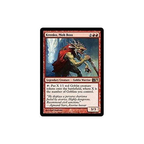 Magic: the Gathering - Krenko, Mob Boss (138) - Magic 2013