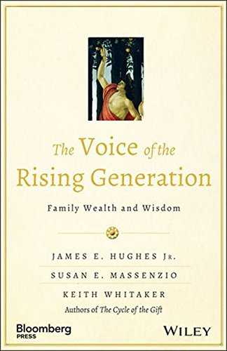 The Voice of the Rising Generation: Family Wealth and Wisdom (Bloomberg)