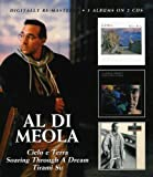 CIELO E TERRA, SOARING THROUGH by Al Di Meola (2009-05-12)
