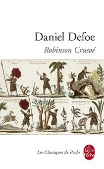 Robinson Crusoé par Defoe