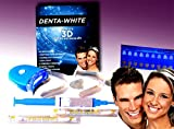 DentaWhite Teeth Whitening Kit – Professional DDS Grade Teeth Whitening Gel - Removes Years of Stains – Noticeably Whiter Teeth After Just One Use!