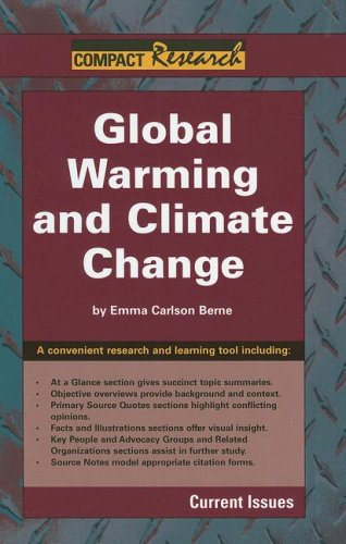 Read Online Global Warming and Climate Change: Current Issues (Compact Research: Current Issues) ebook