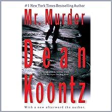 Mr. Murder Audiobook by Dean Koontz Narrated by Jay O. Sanders