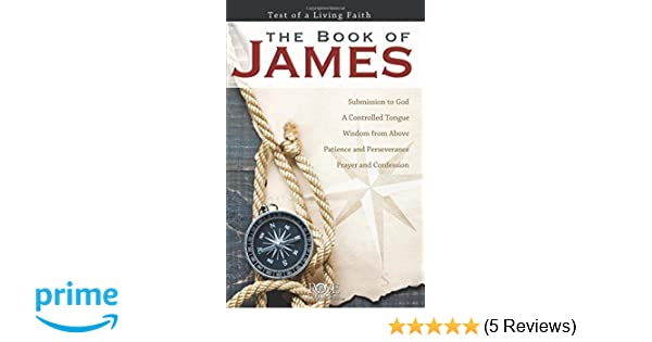 Book of James pamphlet: Rose Publishing: 9781596364691