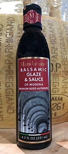(Mandarano Glaze and Sauce)