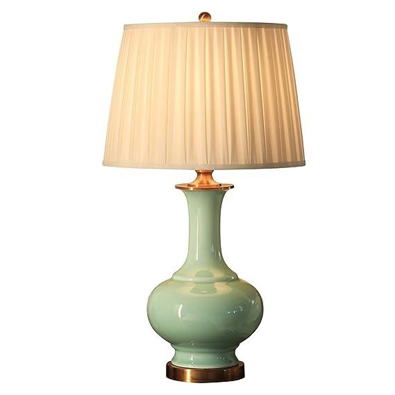 Wohnzimmer Tischlampe Chinesischen Stil Kupfer Schlafzimmer