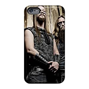 MarieFrancePitre Apple Iphone 6plus Scratch Protection Mobile Case Allow Personal Design High-definition Ensiferum Band Skin [caX1909dXge]