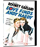 Love Finds Andy Hardy [Reino Unido] [DVD]