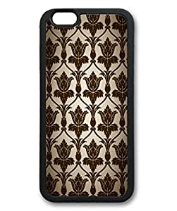 iPhone 6 Plus Case, iCustomonline Sherlock Soft Back Case Cover for iPhone 6 Plus (5.5 inch) by runtopwell