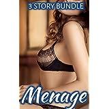MENAGE - FIRST TIME MULTIPLE MEN ( MFM, MFMM, MFMMM , DP, TP, White Female Shared Hard and Fast) - Volume 8 - 3 Short Stories Book Boxed Set Anthology + BONUS STORY