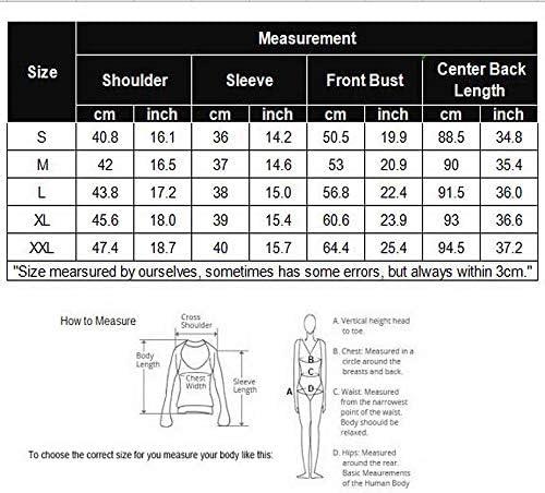 Ekouaer Womens Nightgown 3/4 Sleeve Sleepwear Striped Nightshirt Boyfriend Sleep Tee Loungewear