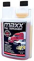 CleanBoost® Maxx™ 32oz Fuel Treatment for Gas & Diesel Fuel - Treats 960 Gallons