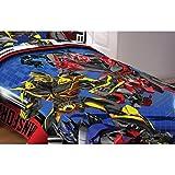 Transformers 4 Battle Royale Twin/full Comforter with Bonus Sham