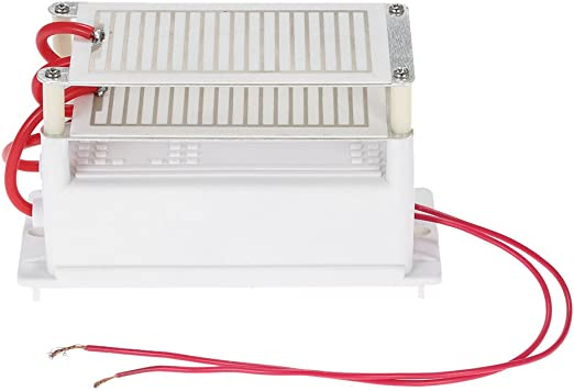 Anself - AC220V 10g Generador de Ozono Portátil Doble Integrado ...