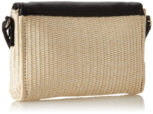 kate spade new york Cobble Hill Straw Mini Carson Cross-Body Handbag