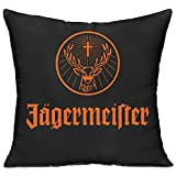 Jagermeister Tour Durable Throw Pillow One Size