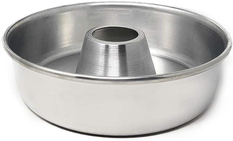 Space Home - Bizcochera de Aluminio - Molde Anillo - Molde Savarín - Hecho en España - Ø 28 cm: Amazon.es: Hogar