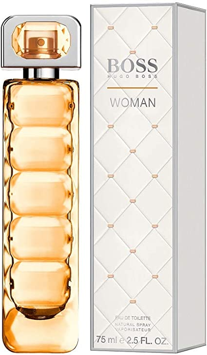 boss woman orange perfume