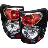 Spyder Auto Jeep Grand Cherokee Black Altezza Tail Light