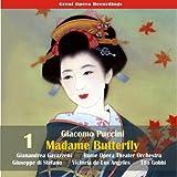 Giacomo Puccini: Madame Butterfly (Gavazzeni,De Los Angeles,Di Stefano) [1954], Vol. 1