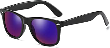 963a46e7e6 DOMICARE Wayfarer Polarized Sunglasses for Men and Women Brand Designer Sun  glasses