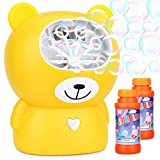 Best Bubble Machine For Kids - BATTOP Bubble Machine Electronic Bubble Maker with Impressive Review