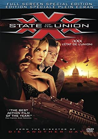 xXx: State of the Union (2005) Dual Audio {Hindi-English} 480p | 720p