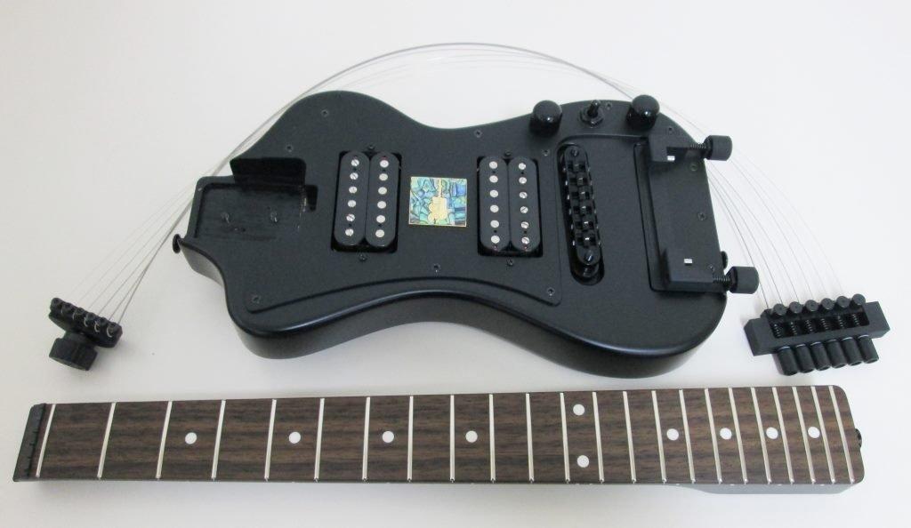 【最安値挑戦】 ポータブル型高級エレキギター B00CTESRBO SGT-3DPEG01NH ハムバッカー SGT-3DPEG01NH ハムバッカー ケース無し B00CTESRBO, 音手箱:f4684083 --- doctor.officeporto.com
