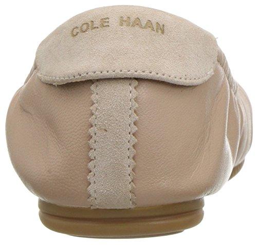 Cole Haan Studiogrand Konvertibla Balett Platt Lönnsocker Läder / Gummi