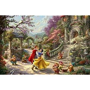 Ceaco Puzzle Disney Biancaneve Dancing In The Starlight 750pcs 2903 23