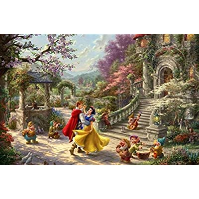 Ceaco Puzzle Disney Biancaneve Dancing In The Starlight 750pcs 2903 23