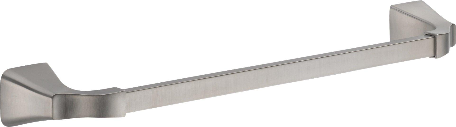 Delta Faucet 75218-SS Tesla Towel Bar, Stainless, 18''