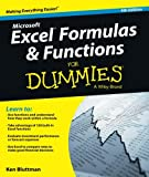 Excel Formulas and Functions FD 4e (For Dummies)