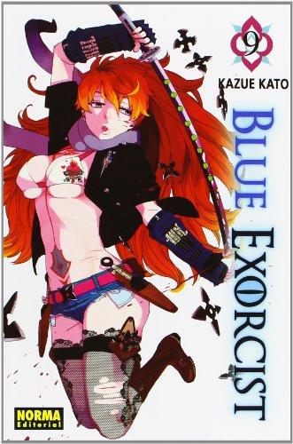 Descargar Libro Blue Exorcist 9 Kazue Kato