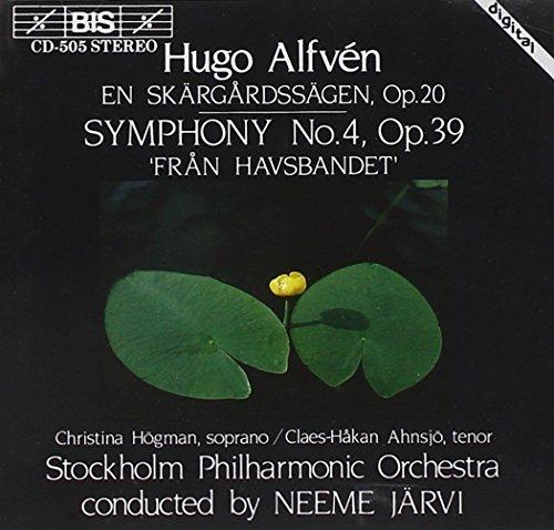alfven symphony 4 - 7