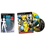 Shin Megami Tensei: Persona FES 3 and Persona 4 Dual Pack [Playstation 2 PS2] NEW