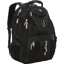 "SwissGear Travel Gear 1900 Scansmart TSA Laptop Backpack - 19"" eBags Exclusive"
