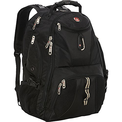 SWISSGEAR HIGH QUALITY TRAVEL AND WORK LAPTOP BACKPACK
