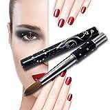 Mitini 100% Kolinsky Sable Brushes Acrylic Nail Brush Professional Nail Art Tool (10)