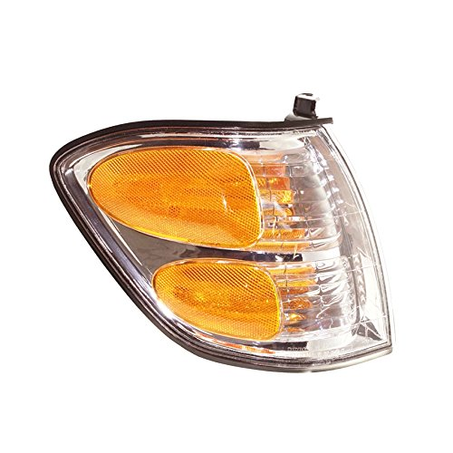 Turn Light Signal Right (NEW RIGHT TURN SIGNAL LIGHT FITS TOYOTA SEQUOIA 2001-2004 TO2531143 815100C020 81510-0C020)