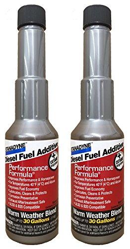 Stanadyne Performance Formula Warm Weather Blend   Pack of 2-8oz Bottles 43568