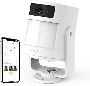 Govee WiFi Security Motion Sensor Alarm Cam