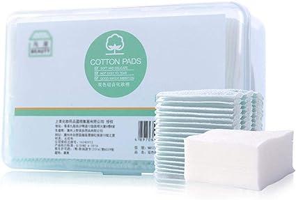 Fewao Fewao - 550 almohadillas de algodón para maquillaje facial ...