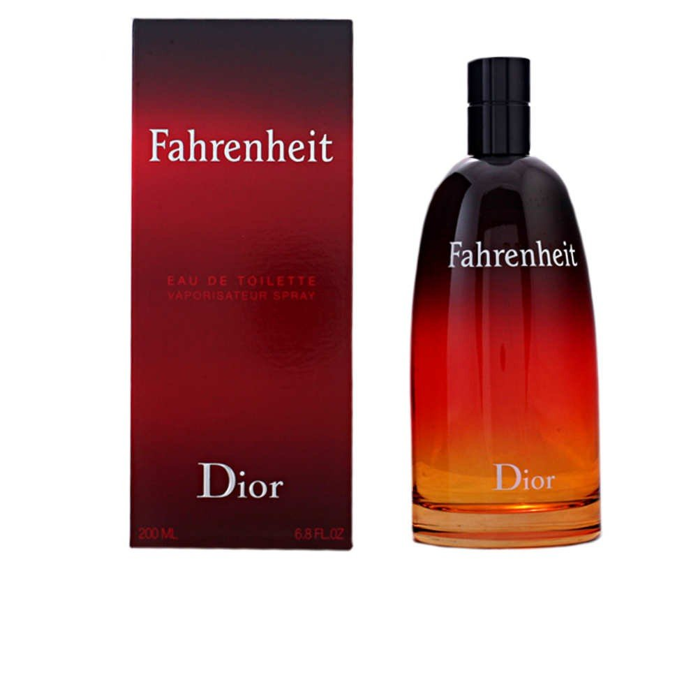 Fahrenheit By Christian Dior For Men. Eau De Toilette Spray 6.8 Oz. by Dior (Image #1)