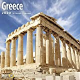 Greece Wall Calendar 2020